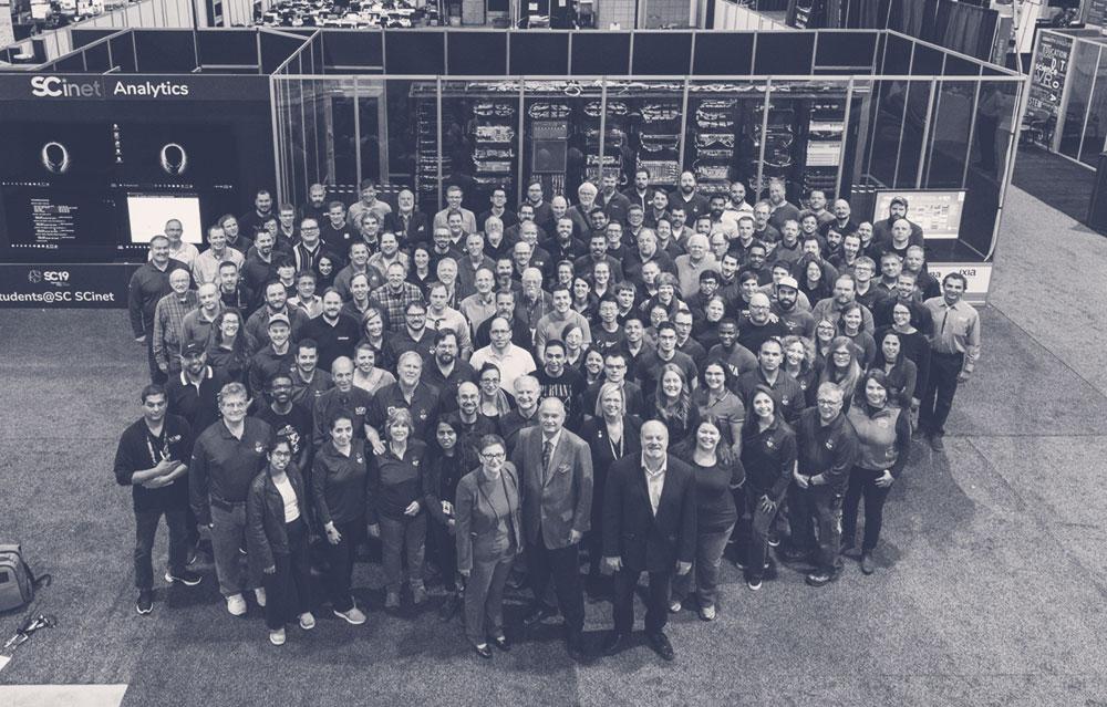 scinet team